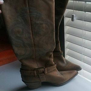 Shoes - Reba cowgirl boots